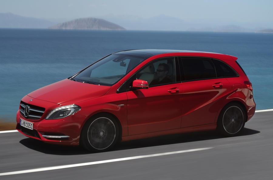 New Mercedes Benz >> Mercedes-Benz B 180 CDI SE review | Autocar