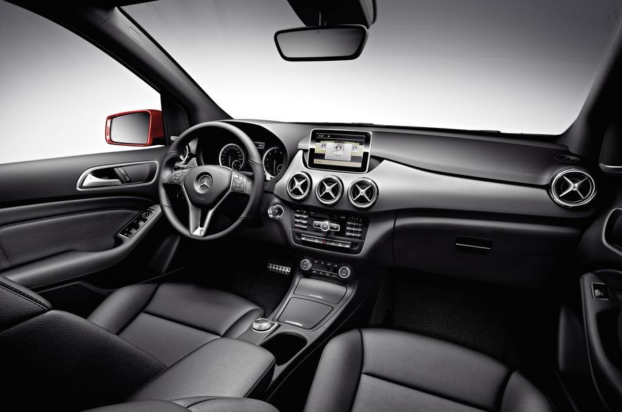 Mercedes-Benz B180 CDI SE