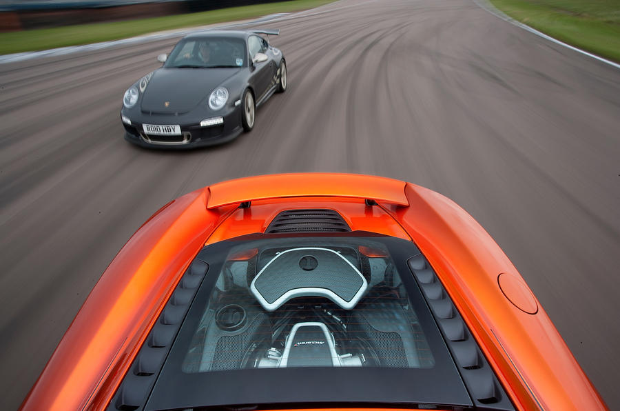 Cayman R is UK's Best Driver's Car