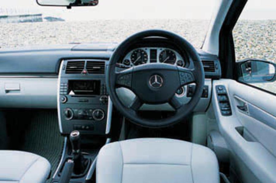 Mercedes B Class Electric >> Mercedes B150 review | Autocar