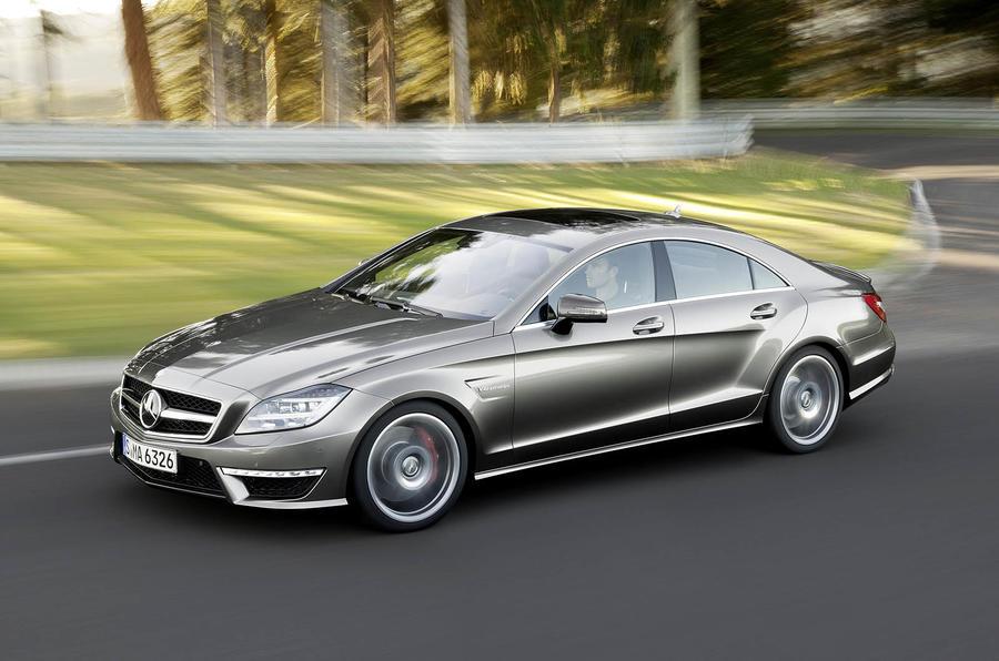 518bhp Mercedes-AMG CLS 63