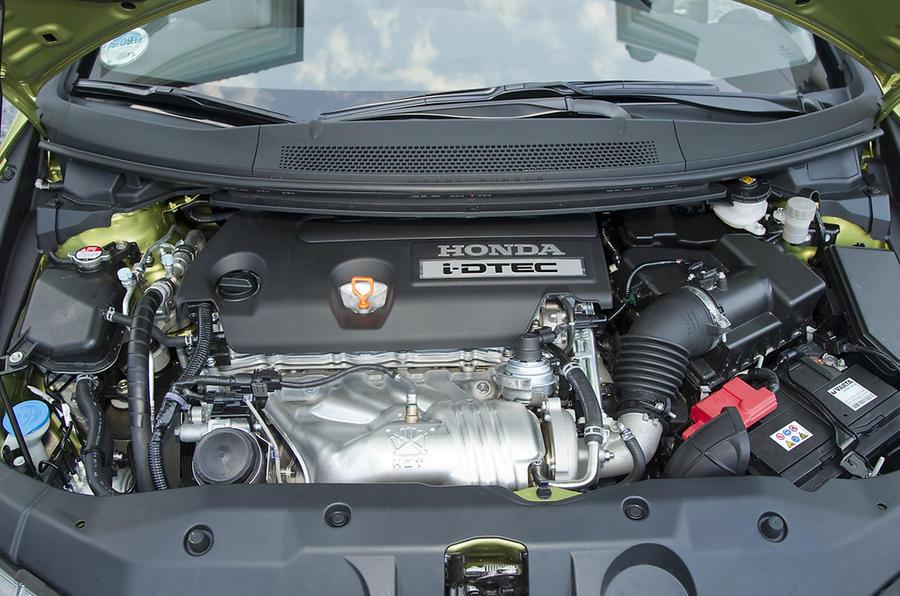 ... Honda Civic 1.8 ...