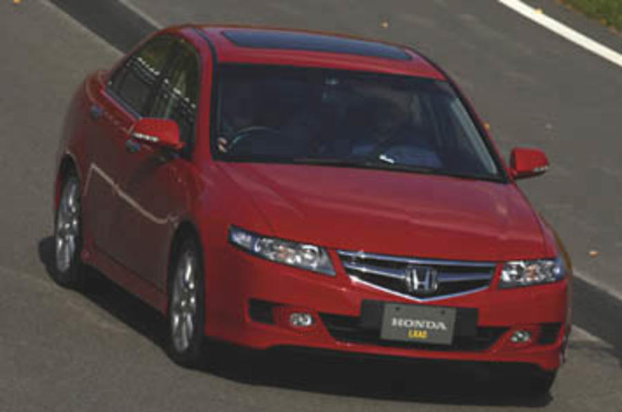 Honda Accord 2.4