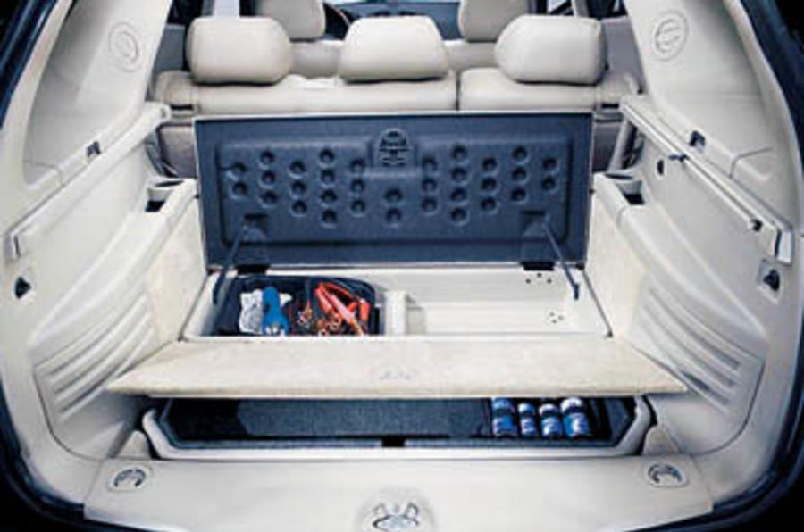 Cadillac Srx 4 6 V8 Review Autocar