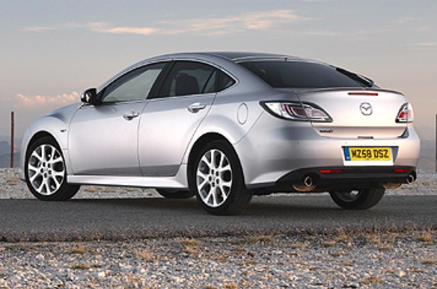 Mazda 6 2.2D TS2