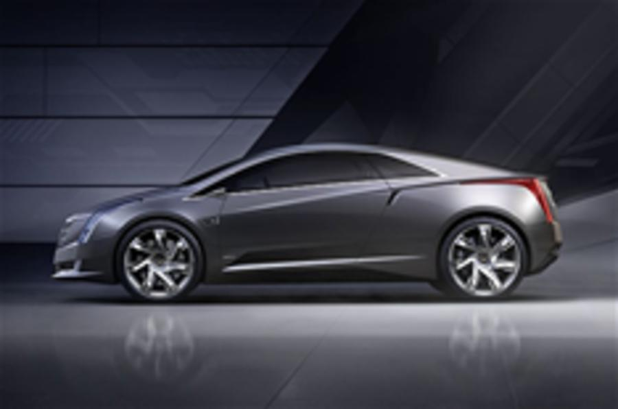 Cadillac Converj planned