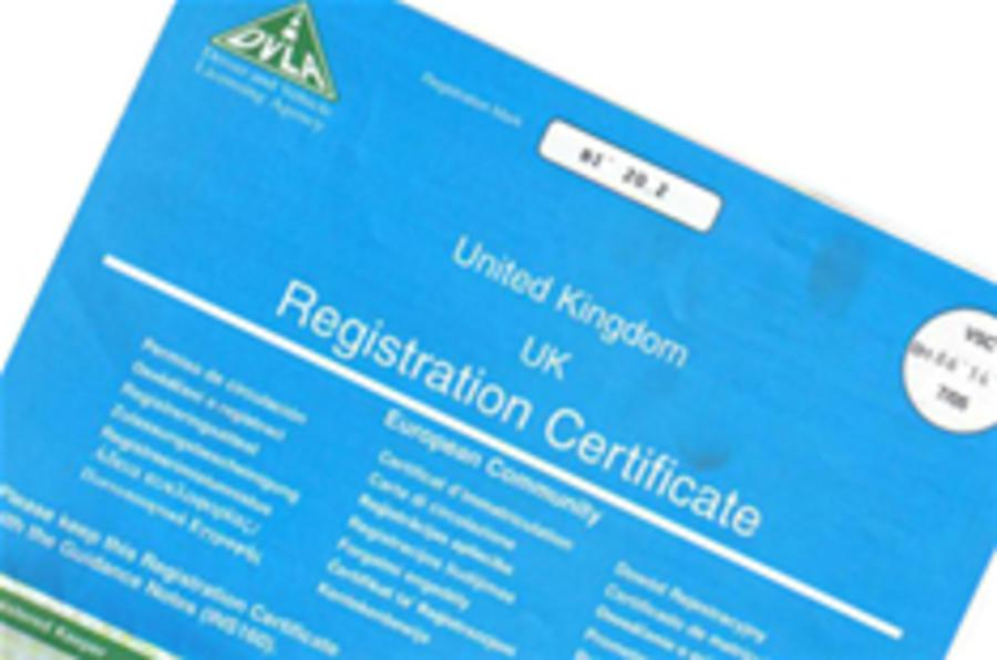 DVLA loses 6000 names and addresses