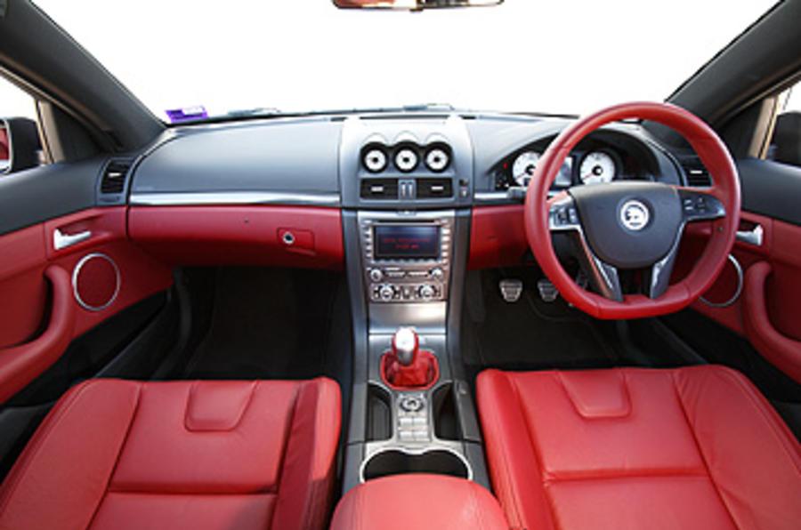 Holden HSV W427
