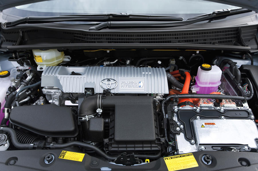 Toyota Prius Plug In First Drive