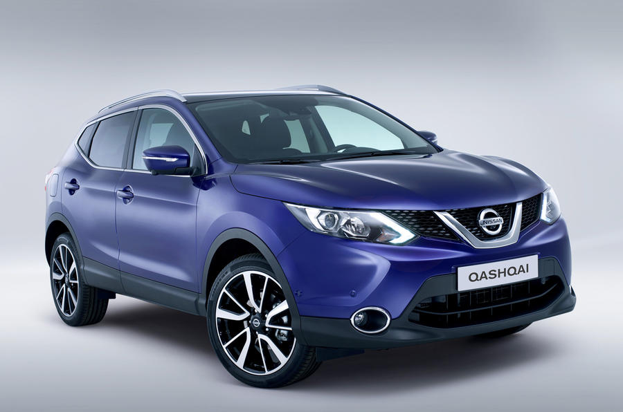 2014 Nissan Qashqai prices and specification