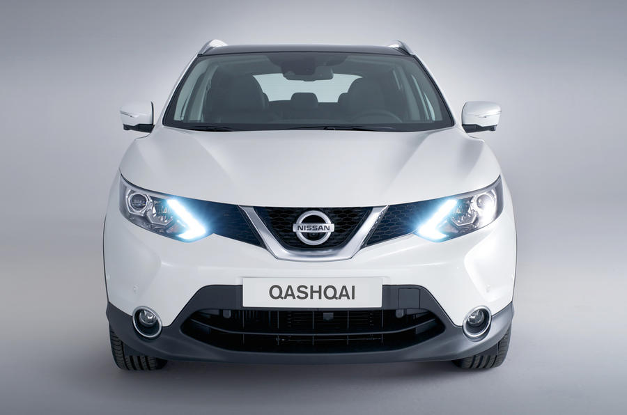 New Nissan Qashqai officially revealed