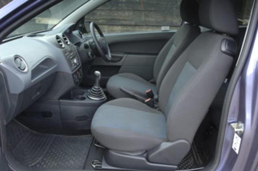 Ford Fiesta 1.4 TDCi review | Autocar
