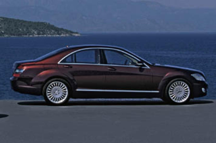 Mercedes benz s 350 review autocar for 2006 mercedes benz s350 review