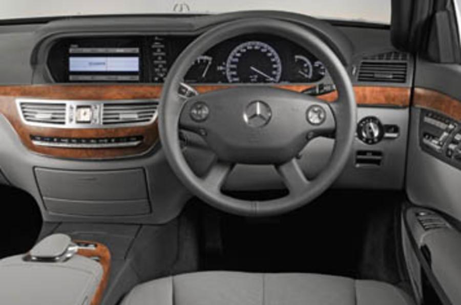 Mercedes-Benz S350