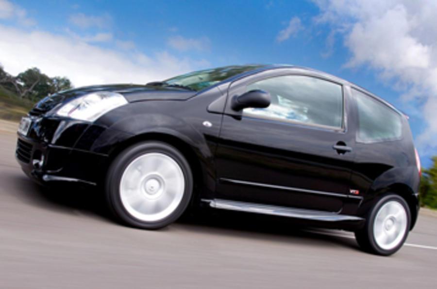 Citroën C2 HDi VTS