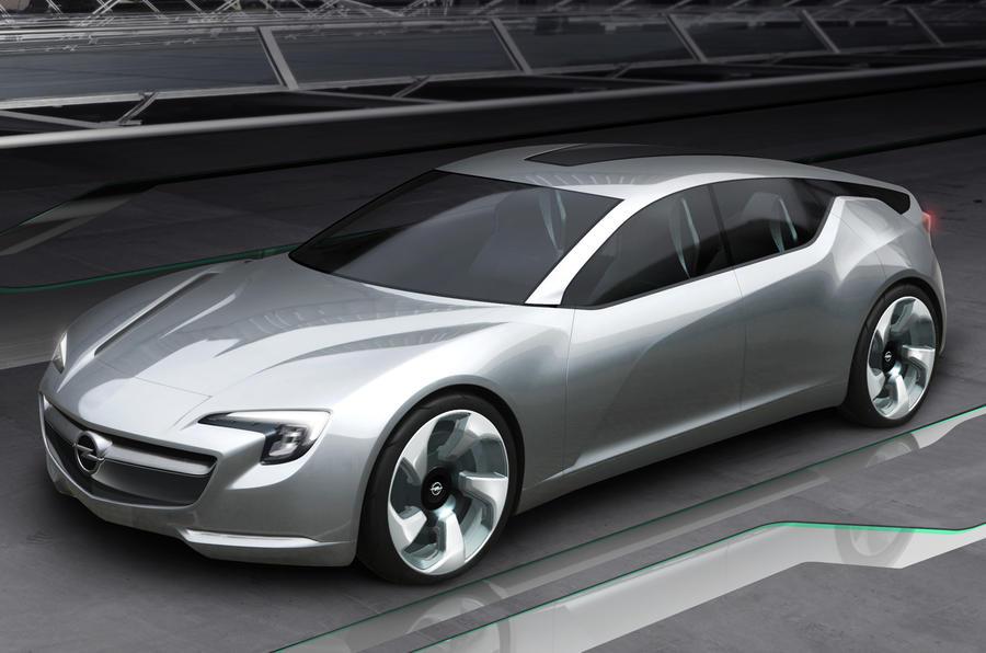 Geneva show: Vauxhall Flextreme GT/E