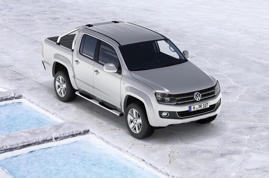 Volkswagen Amarok 2.0 TDI