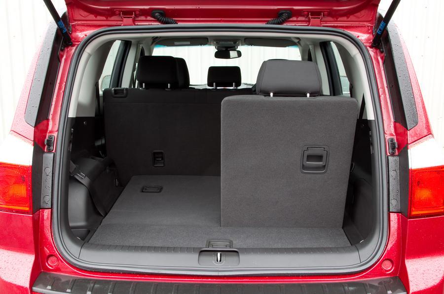 Chevrolet Orlando seating flexibility