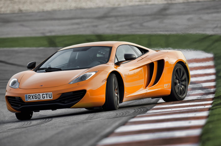mclaren mp4-12c 3.8 v8 coupe