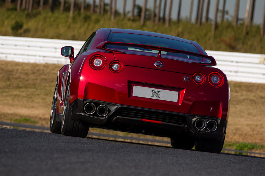 2014 Nissan GT-R first drive review