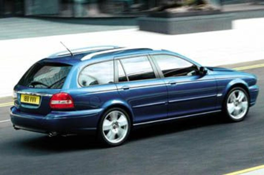 Jaguar X-type 2.0d Estate
