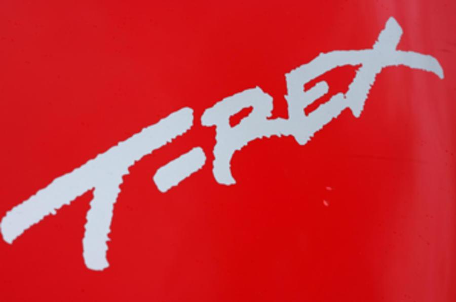 Campagna T-rex