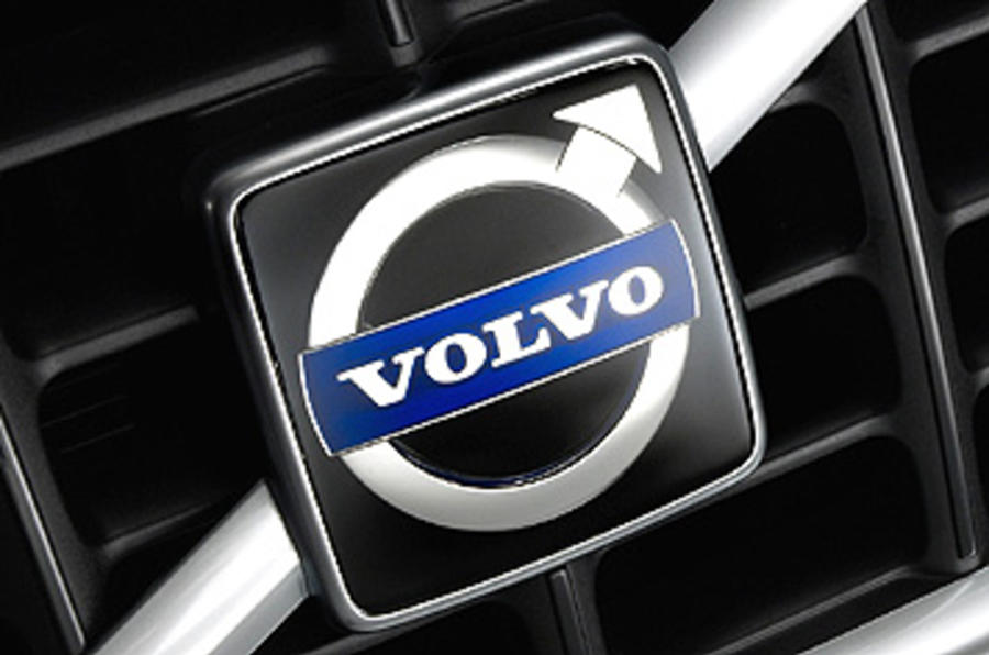 Three Chinese plants for Volvo
