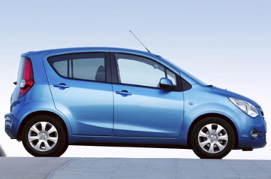Vauxhall Agila 1.2i Design
