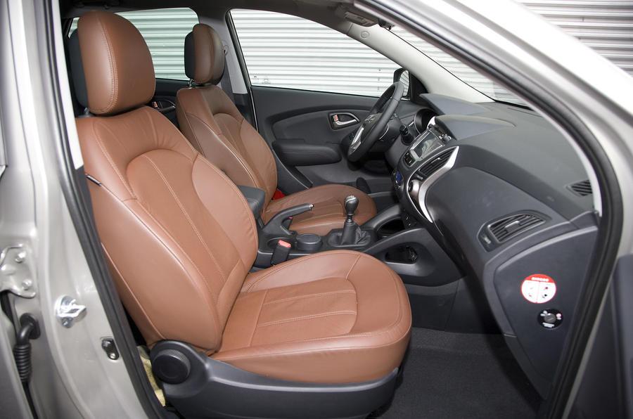 Hyundai ix35 2.0 CRDi Premium