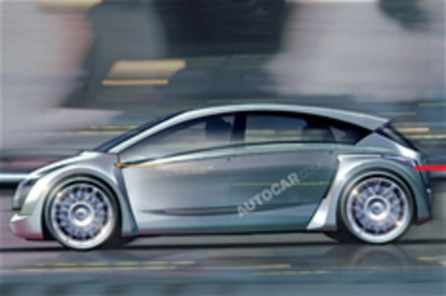 Future Ford Focus revealed