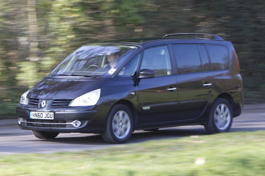 renault grand espace 2003 2012 review 2017 autocar. Black Bedroom Furniture Sets. Home Design Ideas