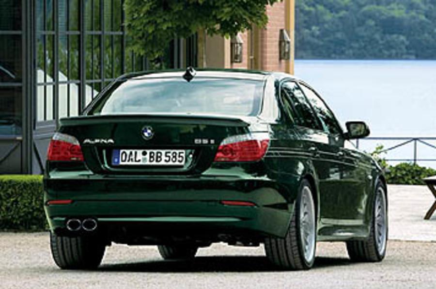 Alpina B5 S review | Autocar