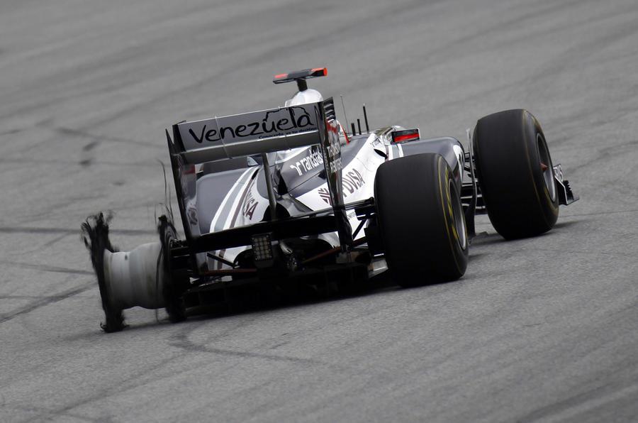 Vettel's Malaysian GP win in pics