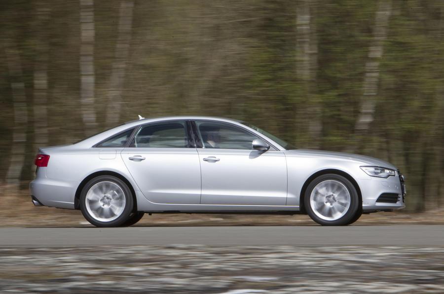 Audi A6 3.0 BiTDI quattro