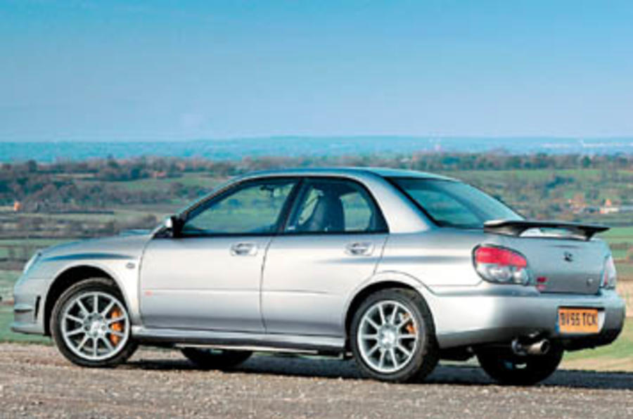 Subaru Impreza 2.5 WRX STi Spec D