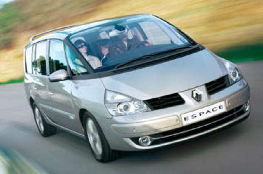 Renault Grand Espace 2.0 dCi 175