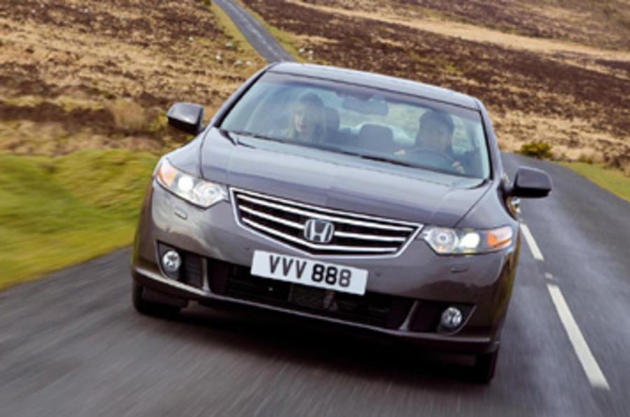 Honda Accord 2.4 i-VTEC