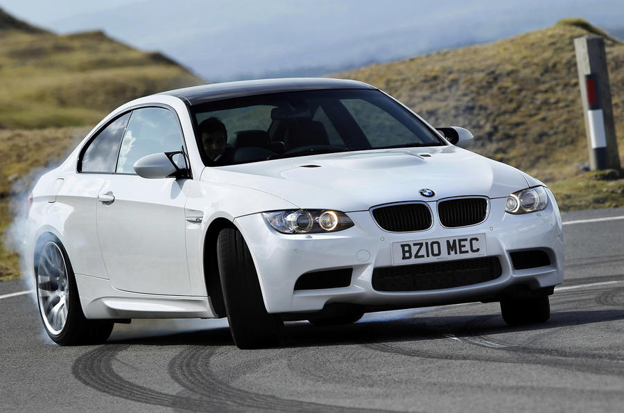 BMW M3 Competition Pack