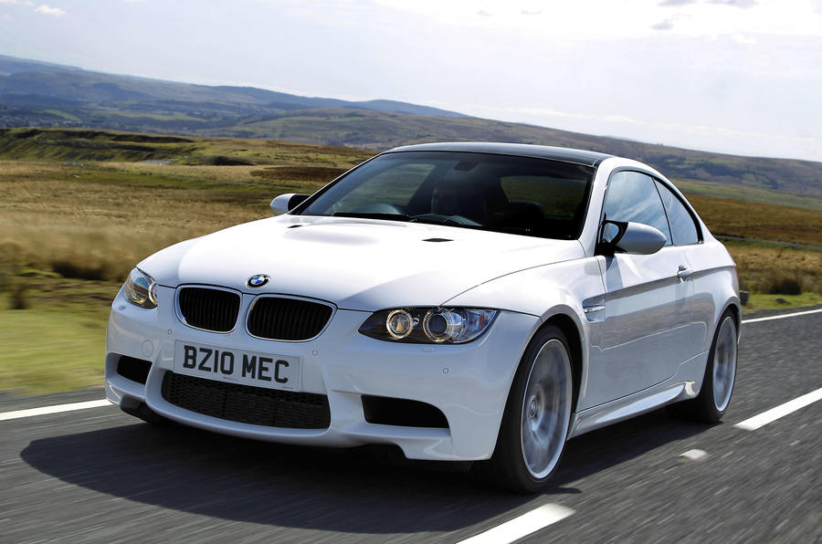 BMW M3 Competition Pack front quarter