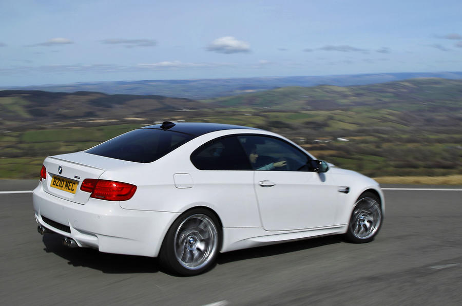 BMW M3 Competition Pack rear