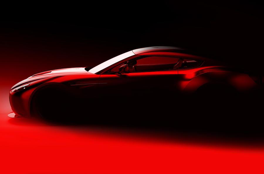 Aston - 50 years with Zagato