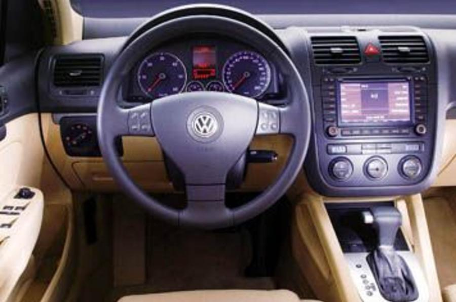 VW Golf 1.9 TDI DSG