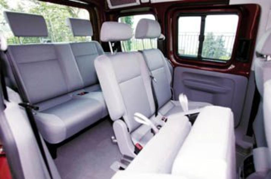 volkswagen caddy review autocar. Black Bedroom Furniture Sets. Home Design Ideas