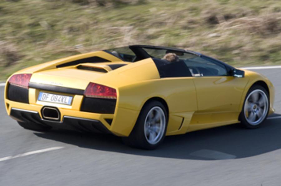 Lamborghini Murcielago Lp640 Roadster Review Autocar