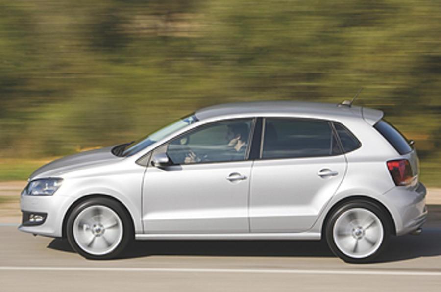 Volkswagen Polo side profile