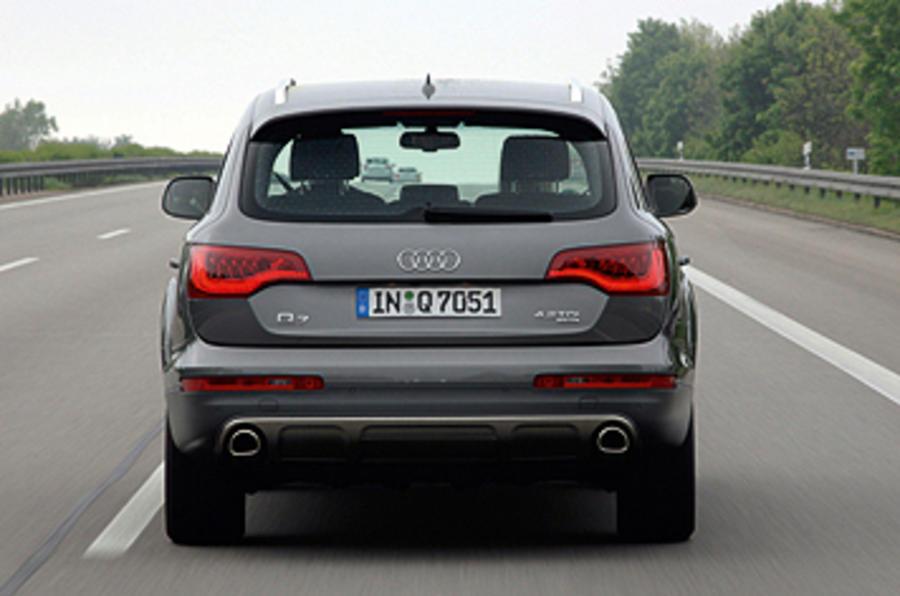 Audi Q7 4 2 V8 Tdi Se Review Autocar