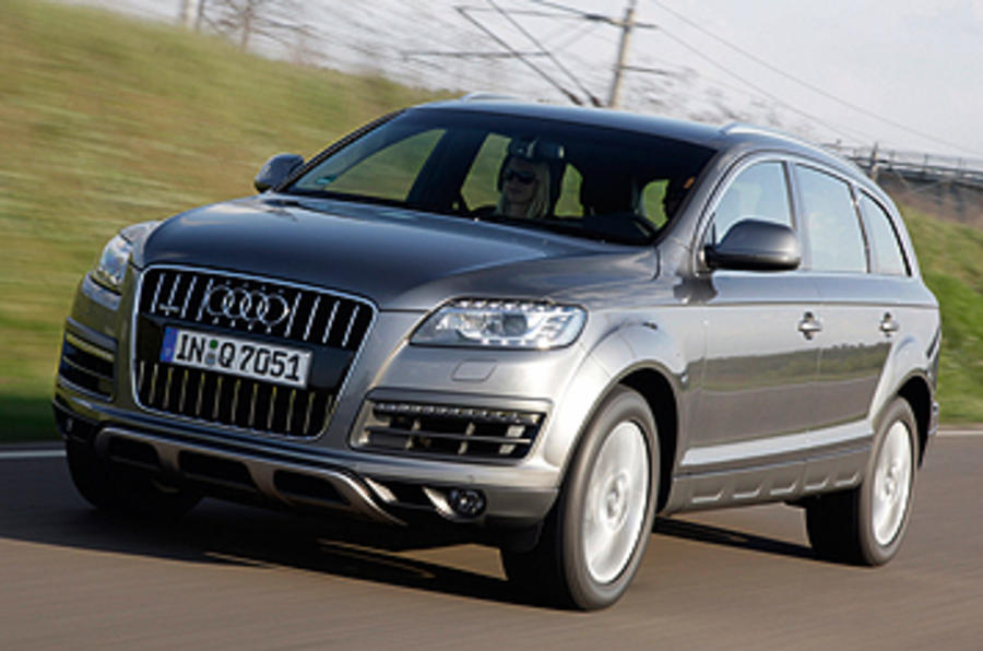audi q7 4 2 v8 tdi se review autocar. Black Bedroom Furniture Sets. Home Design Ideas