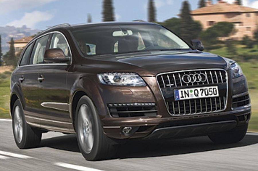 Audi Q7 3.0 TDI Clean Diesel