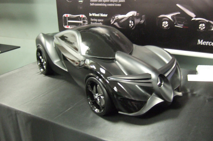 Cars of the future revealed