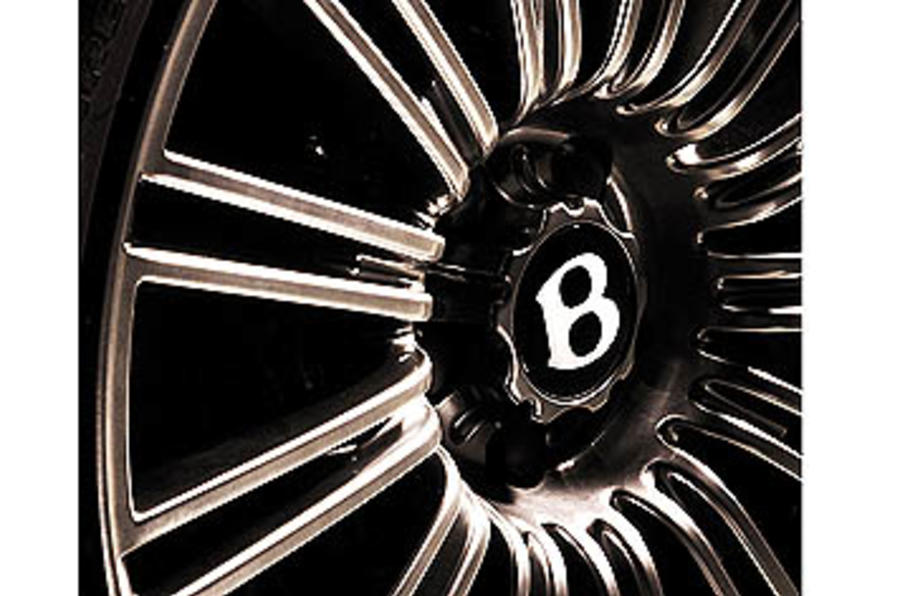 Bentley Flying Spur Speed